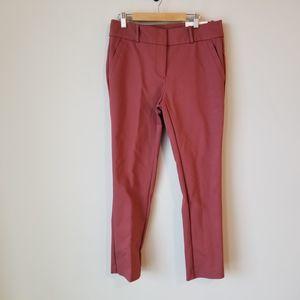 NWT Ann Taylor LOFT Modern Skinny Ankle Pant Sz 4